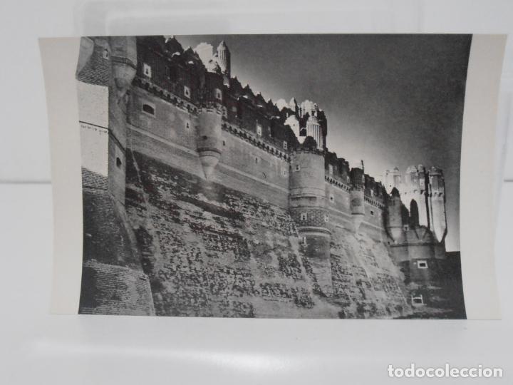 Postales: LOTE DE 39 POSTALES, CASTILLO DE COCA, ESCUELA DE CAPATACES FORESTALES MINISTERIO AGRICULTURA 1962 - Foto 16 - 216008481
