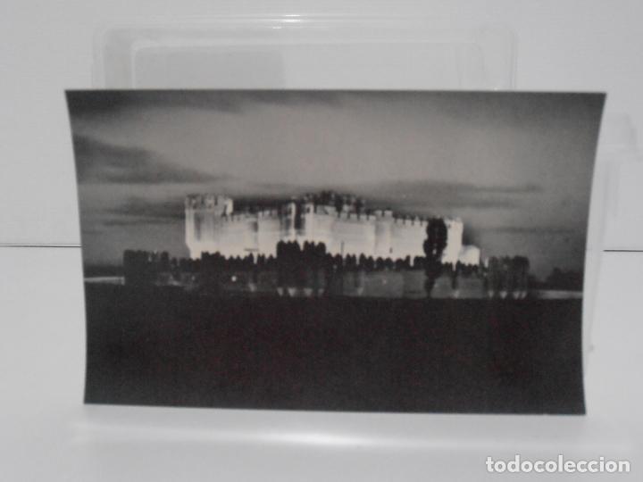 Postales: LOTE DE 39 POSTALES, CASTILLO DE COCA, ESCUELA DE CAPATACES FORESTALES MINISTERIO AGRICULTURA 1962 - Foto 21 - 216008481
