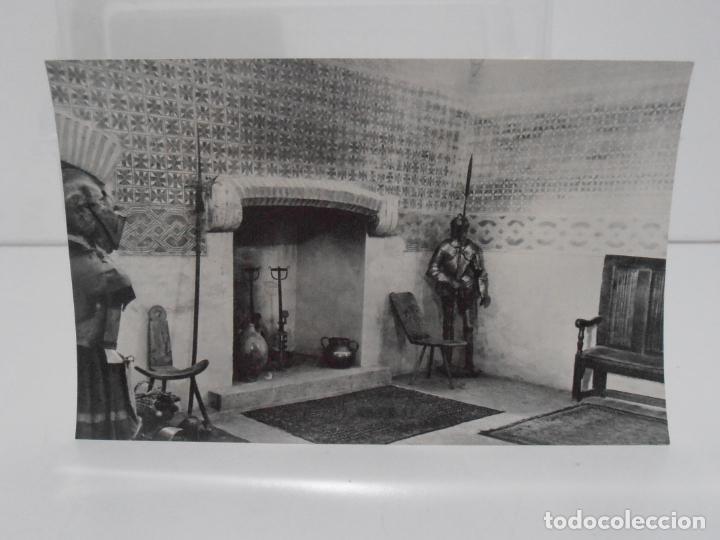 Postales: LOTE DE 39 POSTALES, CASTILLO DE COCA, ESCUELA DE CAPATACES FORESTALES MINISTERIO AGRICULTURA 1962 - Foto 28 - 216008481