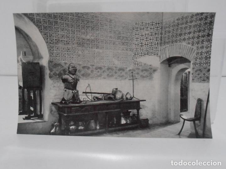 Postales: LOTE DE 39 POSTALES, CASTILLO DE COCA, ESCUELA DE CAPATACES FORESTALES MINISTERIO AGRICULTURA 1962 - Foto 29 - 216008481