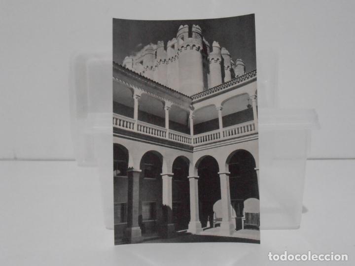 Postales: LOTE DE 39 POSTALES, CASTILLO DE COCA, ESCUELA DE CAPATACES FORESTALES MINISTERIO AGRICULTURA 1962 - Foto 37 - 216008481