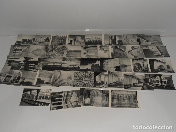 Postales: LOTE DE 39 POSTALES, CASTILLO DE COCA, ESCUELA DE CAPATACES FORESTALES MINISTERIO AGRICULTURA 1962 - Foto 40 - 216008481
