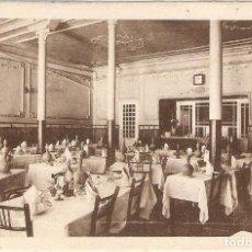Cartes Postales: ÁVILA HOTEL INGLÉS. EL COMEDOR. FOT. MAYORAL ENCINAR.. Lote 216353947