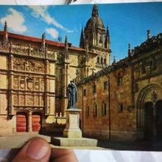 Postales: POSTAL SALAMANCA PLAZA DE LA UNIVERSIDAD N 3 MANIPEL S/C. Lote 217141993