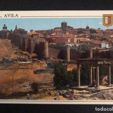Postales: POSTAL AVILA - ESCUDO DE ORO Nº 92. Lote 217290087