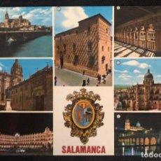 Postales: POSTAL SALAMANCA - CERVANTES Nº 38. Lote 217291021