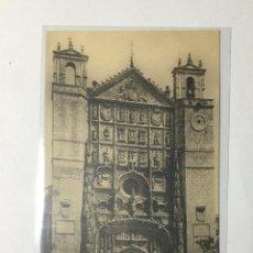 Postales: VALLADOLID , IGLESIA DE SAN PABLO . LUCIEN LEVI .. Lote 217932091