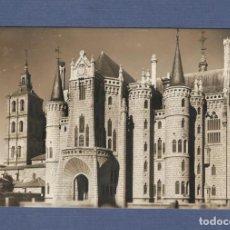 Postales: POSTAL ASTORGA (LEON): 72 PALACIO EPISCOPAL. - EDICIONES ARRIBAS - ESCRITA. Lote 217990761