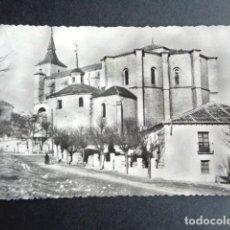 Postales: POSTAL SEGOVIA. IGLESIA PARROQUIAL.. Lote 217998913