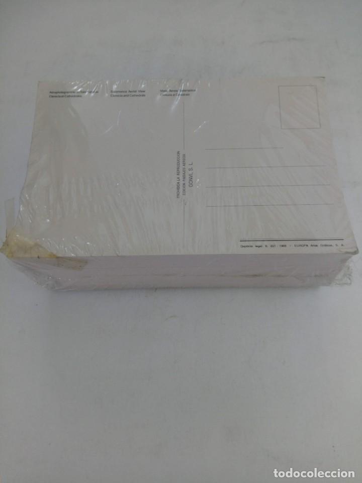 Postales: PAQUETE PRECINTADO 100 POSTALES CLERECÍA Y CATEDRALES DE SALAMACA VISTA AÉREA - Foto 2 - 219405176