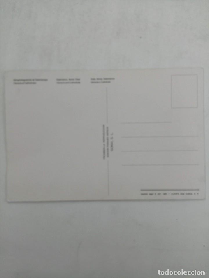 Postales: PAQUETE PRECINTADO 100 POSTALES CLERECÍA Y CATEDRALES DE SALAMACA VISTA AÉREA - Foto 4 - 219405176