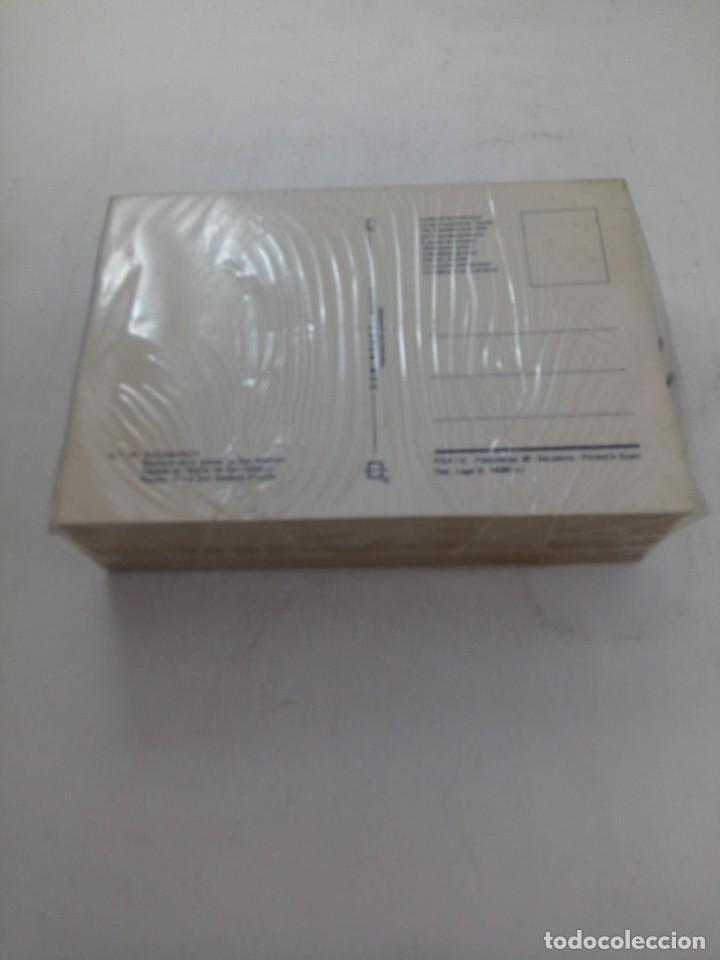 Postales: PAQUETE PRECINTADO 100 POSTALES FACHADA DE LA IGLESIA DE SAN ESTEBAN DE SALAMANCA - Foto 2 - 219405242