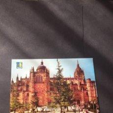 Postales: POSTAL DE SALAMANCA -CATEDRAL NUEVA - BONITAS VISTAS - LA DE LA FOTO VER TODAS MIS POSTALES. Lote 219970846