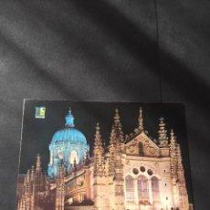 Postales: POSTAL DE SALAMANCA -CATEDRAL NUEVA - BONITAS VISTAS - LA DE LA FOTO VER TODAS MIS POSTALES. Lote 219971267