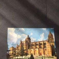 Postales: POSTAL DE SALAMANCA - CATEDRAL - BONITAS VISTAS - LA DE LA FOTO VER TODAS MIS POSTALES. Lote 219971875