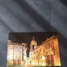 Postales: POSTAL DE SALAMANCA - UNIVERSIDAD - BONITAS VISTAS - LA DE LA FOTO VER TODAS MIS POSTALES. Lote 219971982