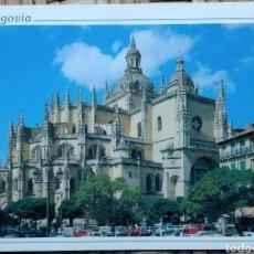 Postales: POSTAL N°21 CATEDRAL SEGOVIA. Lote 220939707