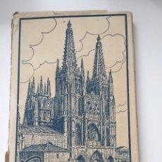 Postales: BURGOS - LIBRITO DE 10 POSTALES - ED. ARRIBAS. Lote 221248693