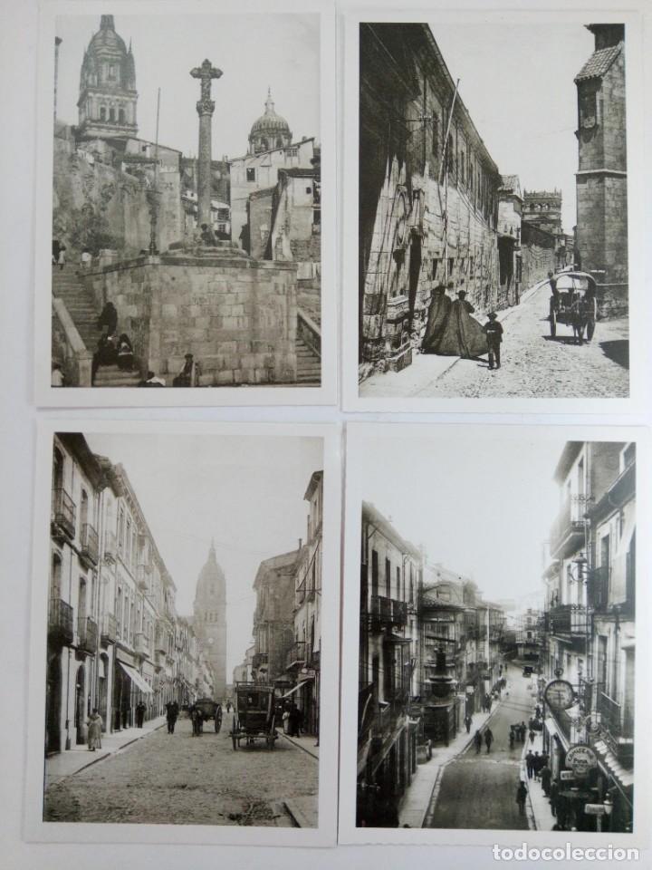 """LOTE 12 POSTALES DE SALAMANCA COLECCIÓN """"SALAMANCA A PRINCIPIOS DE SIGLO"""" (VER FOTOS) (Postales - España - Castilla y León Moderna (desde 1940))"""