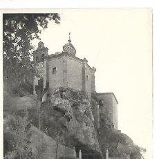 Postales: SORIA - MADRID- POSTAL ANTIGUA - ERMITA DE SAN SATURIO -AÑOS 60. Lote 221579690