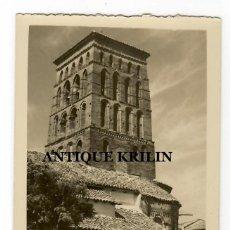 Postales: SAHAGÚN / LEON .- IGLESIA DE SAN TIRSO .- POSTAL FOTOGRAFICA SIN EDITOR. Lote 221586972