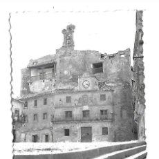 Postales: SEPULVEDA-SEGOVIA- POSTAL ANTIGUA - VISTA DEL CASTILLO Y MURALLA- FOTO-.CRISTOBAL. Lote 221593661