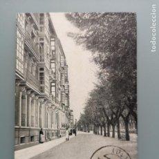 Postales: POSTAL BURGOS AVENIDA DE LA ISLA EDIC COLECCION GARCIA CIRCULADA 1919 PERFECTA CONSERVACION. Lote 221704463