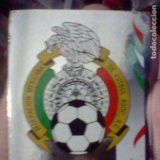 Postales: MEXICO ESCUDO BRILLANTE 245 PANINI 2006 ALEMANIA MUNDIAL SIN PEGAR NUNCA. Lote 221818411