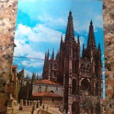Postales: POSTAL LA CÁTEDRA BURGOS. Lote 221907240