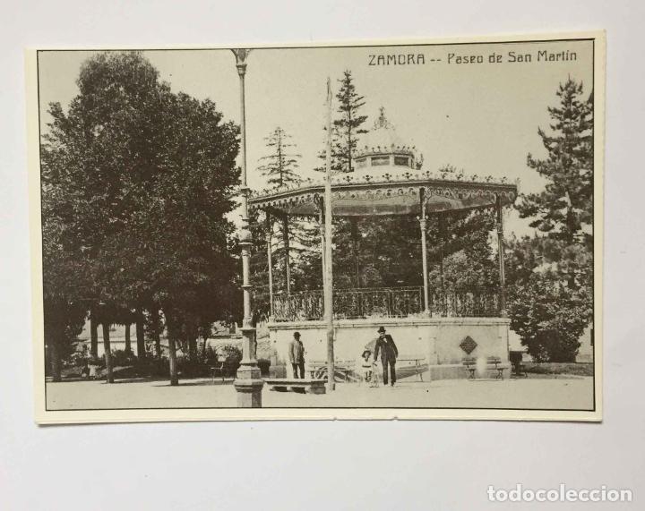 Postales: Lote de 3 tarjetas postales DEL AYER DE ZAMORA (1986) ¡Sin circular! ¡Originales! - Foto 4 - 222024800