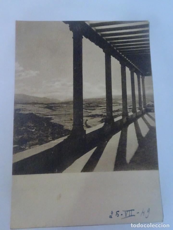 ANTIGUA POSTAL FOTOGRÁFICA, SIERRA DE GREDOS, SELLO PARADOR NACIONAL, VER FOTOS (Postales - España - Castilla y León Moderna (desde 1940))