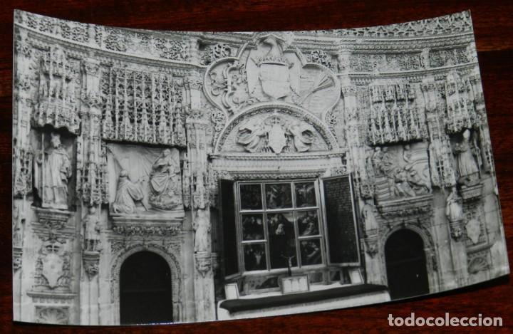 FOTO POSTAL DE PALENCIA, N. 110, CATEDRAL, ED. ARTIGOT, NO CIRCULADA. (Postales - España - Castilla y León Antigua (hasta 1939))