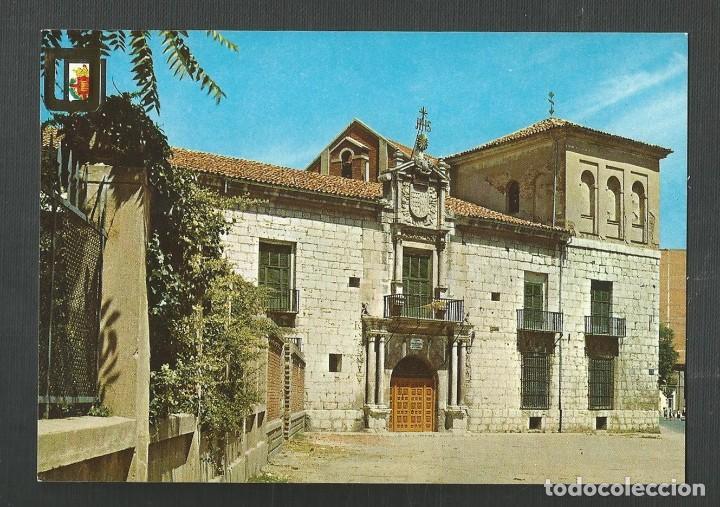 POSTAL SIN CIRCULAR - VALLADOLID 46 - CONVENTO DE LAS RELIGIOSAS OBLATAS - EDITA ESCUDO DE ORO (Postales - España - Castilla y León Moderna (desde 1940))