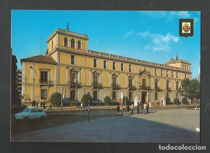 POSTAL SIN CIRCULAR - VALLADOLID 199 - FACHADA PALCIO REAL - EDITA ESCUDO DE ORO (Postales - España - Castilla y León Moderna (desde 1940))