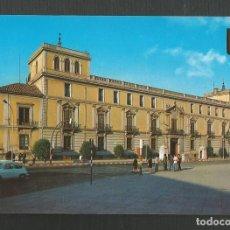 Postales: POSTAL SIN CIRCULAR - VALLADOLID 199 - FACHADA PALCIO REAL - EDITA ESCUDO DE ORO. Lote 222258455