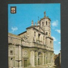 Postales: POSTAL SIN CIRCULAR - VALLADOLID 6 - CATEDRAL - EDITA ESCUDO DE ORO. Lote 222259140