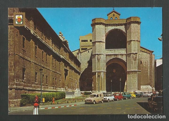 POSTAL SIN CIRCULAR - VALLADOLID 154 - SAN BENITO - EDITA ESCUDO DE ORO (Postales - España - Castilla y León Moderna (desde 1940))