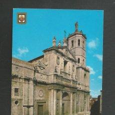 Postales: POSTAL SIN CIRCULAR - VALLADOLID 6 - CATEDRAL - EDITA ESCUDO DE ORO. Lote 222259942