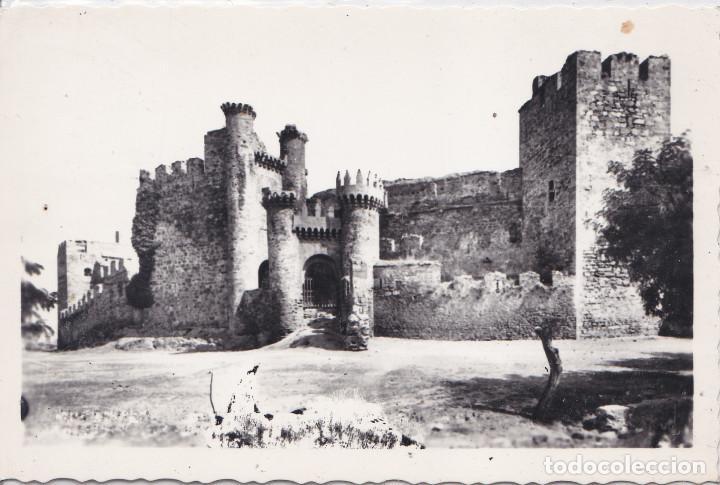 PONFERRADA (LEON) - DETALLE DEL CASTILLO (Postales - España - Castilla y León Moderna (desde 1940))