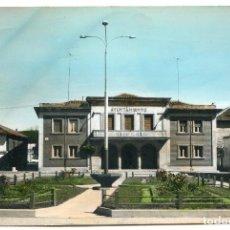 Postales: ALAR DEL REY (PALENCIA) Nº 6. AYUNTAMIENTO. EDICIONES SICILIA, POSTAL COLOREADA. Lote 222362300