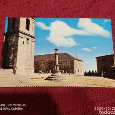 Postales: POSTAL PEÑA DE FRANCIA, PL. DEL SANTUARIO (SALAMANCA). Lote 222395418