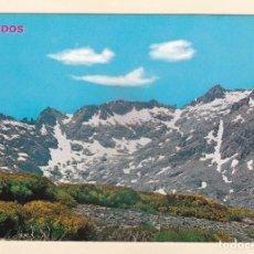 Postales: POSTAL GREDOS. EL CIRCO DE GREDOS. AVILA (1969). Lote 222465905