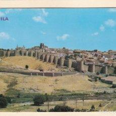 Postales: POSTAL VISTA GENERAL. AVILA (1971). Lote 222466247
