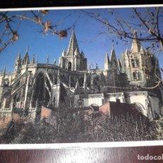 Cartes Postales: Nº 39639 POSTAL LA CATEDRAL DE LEON. Lote 223357258