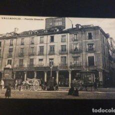 Postales: VALLADOLID FUENTE DORADA. Lote 224253858
