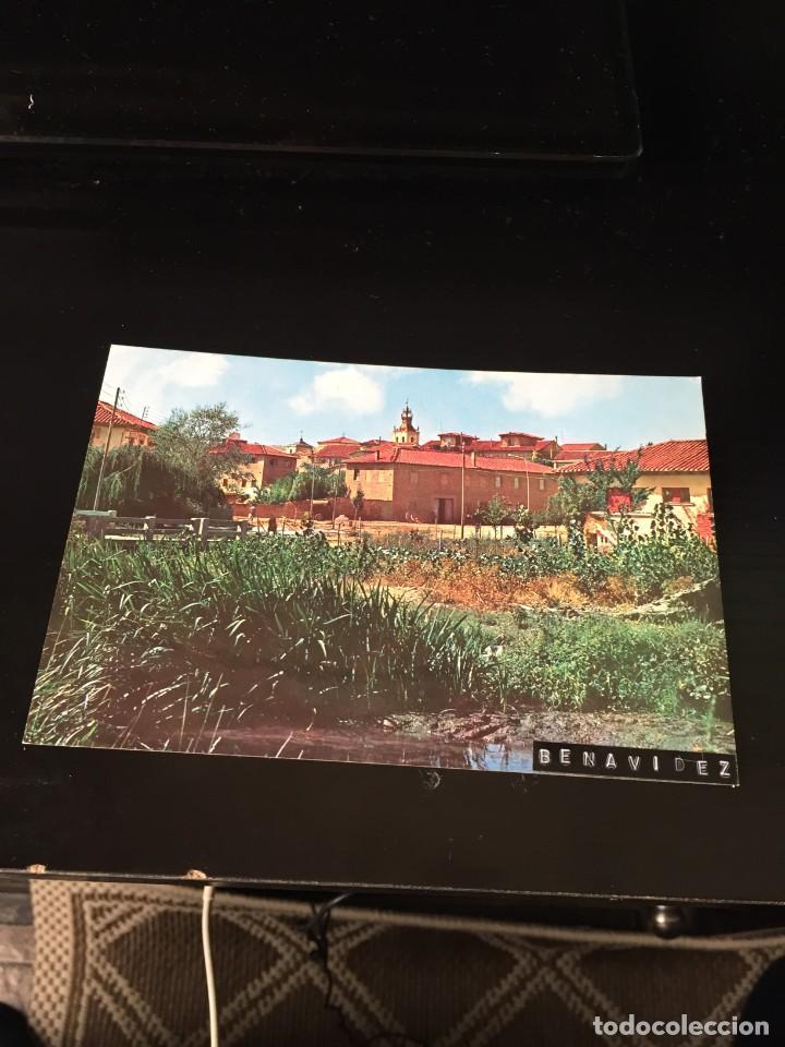 POSTAL DE LA BENAVIDEZ DE ORBIGO - BONITAS VISTAS - LA DE LA FOTO VER TODAS MIS POSTALES (Postales - España - Castilla y León Moderna (desde 1940))