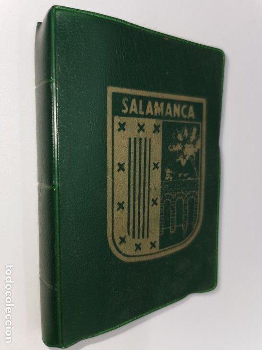 LIBRITO CON 20 POSTALES EN ACORDEÓN DE SALAMANCA - (Postales - España - Castilla y León Moderna (desde 1940))