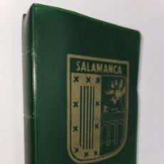 Postales: LIBRITO CON 20 POSTALES EN ACORDEÓN DE SALAMANCA -. Lote 224483333
