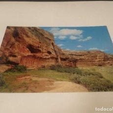 Cartes Postales: SORIA - POSTAL TERMANCIA - GALERÍA ABIERTA EN LA CLOACA Y ENTRADA TÚNEL. Lote 225567626