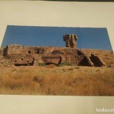 Cartes Postales: SORIA - POSTAL TIERMES - TOMA DE VIVIENDAS RUPESTRES EN EL LADO SUR Y MURO DE LAS TERMAS. Lote 225568305